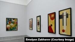 Выставка в музее изящных искусств Гента