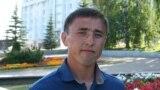 "Bashkortstan -- Fail Alchynov, Head of the ""Bashkort"" Organization, Ufa, undated"