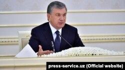 Ուզբեկստանի նախագահ Շավքաթ Միրզիյոև, արխիվ