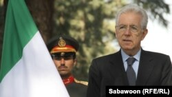 Kryeministri italian, Mario Monti