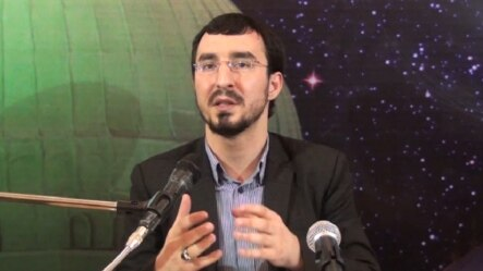 "Azerbaijani authorities say Taleh Bagirzade and his Movement for Muslim Unity intended to overthrow the constitutional order and establish ""a religious state under Shari'a law."""