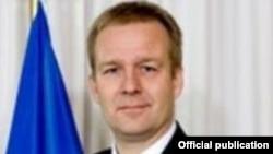 Евроамбасадорот Петер Соренсен