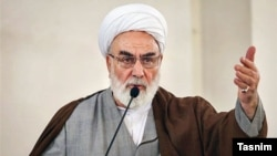 Iran's supreme Leader chief of staff Mohammad Mohammadi Golpayegani