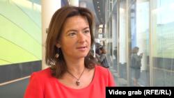 Raportuesja për Kosovën në Parlamentin Evropian, Tanja Fajon.