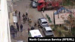 Спецоперация по ликвидации боевиков в Тбилиси
