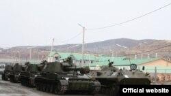 რუსული სამხედრო ბაზა ცხინვალში
