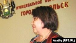 Фәүзия Марганова