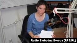 Ана Стојанов, магистар по психологија на универзитетот во Кембриџ.