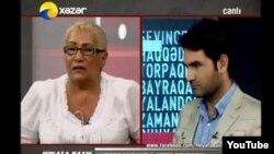 Xəzər TV-nin «Həyata baxış» verilişi
