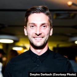 Дмитро Деркач, співвласник мережі кінотеатрів «Планета кіно»