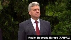 Поранешниот претседател Ѓорге Иванов.