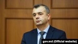 Ion Chicu, propus ministru al finanțelor