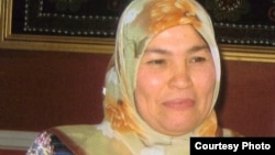 Осужденная в Узбекистане беженка Дилором Абдукадырова, вернувшаяся из Австралии.
