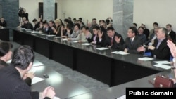 The semi-official pan-Bashkir Congress (Kurultai)