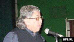 Еркин Мергенов. Алматы, 19 ноября 2008 года.