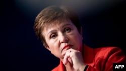 Шефицатана ММФ, Кристалина Георгиева