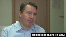 Голова Київського територіального відділення АМКУ Олексій Хмельницький