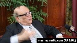 د خيبر پښتونخوا ګورنر بيرسټر مسعود کوثر