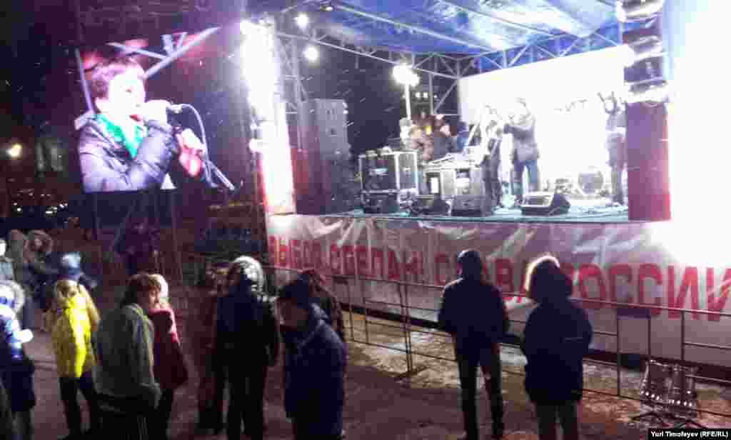 Концерт у Соловецкого