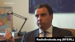 Міністр економічного розвитку і торгівлі Айварас Абромавичус