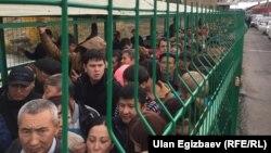 Кыргыз-казак чек арасы. 16-октябрь, 2017-жыл