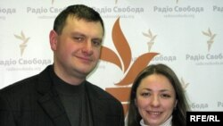 Олеся Яхно, Олександр Литвиненко