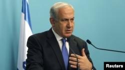 بنيامين نتانياهو، نخست وزير اسرائيل،