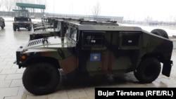 Automjetet e tipit Humvee të FSK-së