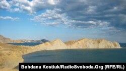 Крим: місця кіммерійські