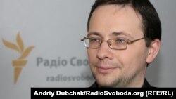 Кандидат исторических наук, публицист проекта «Крым.Реалии» Сергей Громенко