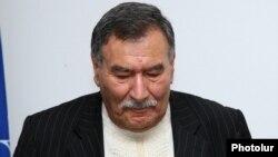 Armenia - Writer Zori Balayan.