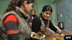 Հայաստան - Եզդի կանայք, արխիվ