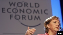 Ангела Меркель открывает ВЭФ уже второй год подряд