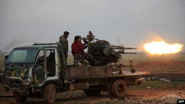 Сирійські війська, архівне фото