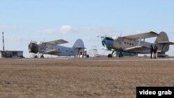 АН-2 самолёти.