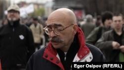 Андрей Бильжо на Болотной площади 6 мая 2013