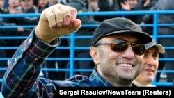 Орус олигархы Сулейман Керимов