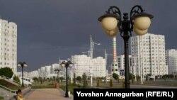 Gurulýan Aşgabat