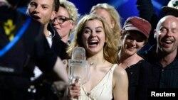 Переможець «Євробачення-2013» Еммілі де Форест із Данії