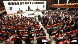 Թուրքիայի խորհրդարանի նիստ, արխիվ