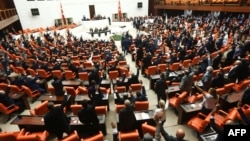 Голосование в парламенте Турции (архив)