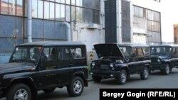 Продукция УАЗ
