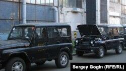 Russia -- Avtozavody. UAZ