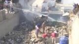 Pakistani Passenger Jet Crashes Near Karachi