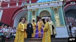 Русија - верски обред