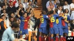 """""""Барселона"""" """"Реал Мадридди"""" жеңгенден кийин, 9-декабрь, 2008-жыл"""