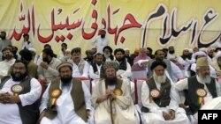 د دفاع پاکستان کونسل ځيني غړي