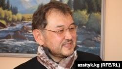 Қырғыз сарапшысы Еміл Үмітәлиев.