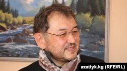 """""""Кыргыз концепт"""" компаниясынын башчысы, мурдагы экономика министри Эмил Үмөталиев."""