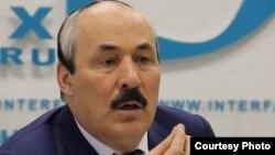 Президент Дагестана Рамазан Абдулатипов.